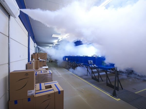 Installateur générateur de brouillard à Bordeaux
